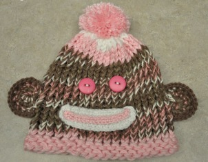 pinksockmonkey