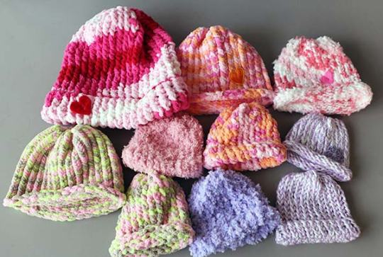 hats by Gail